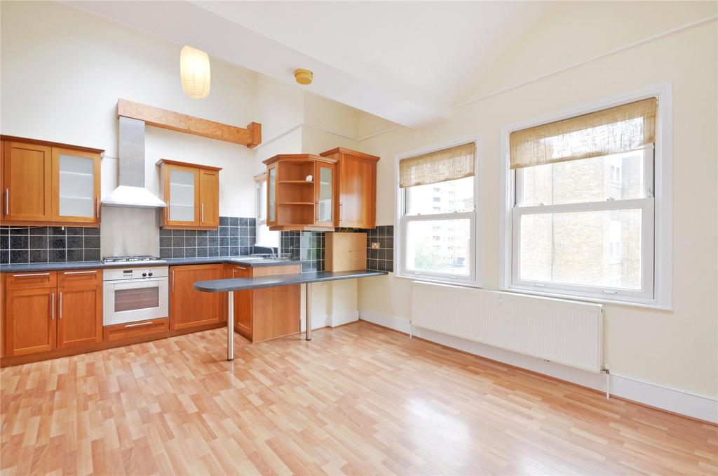 1 Bedroom Apartment Flat for sale in Victoria Road, Kilburn, NW6