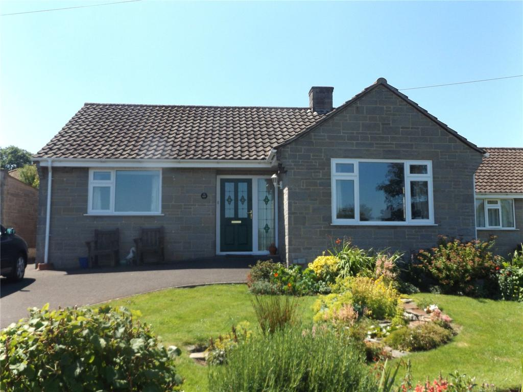2 Bedrooms Detached Bungalow for sale in Combe Batch Rise, Wedmore, BS28