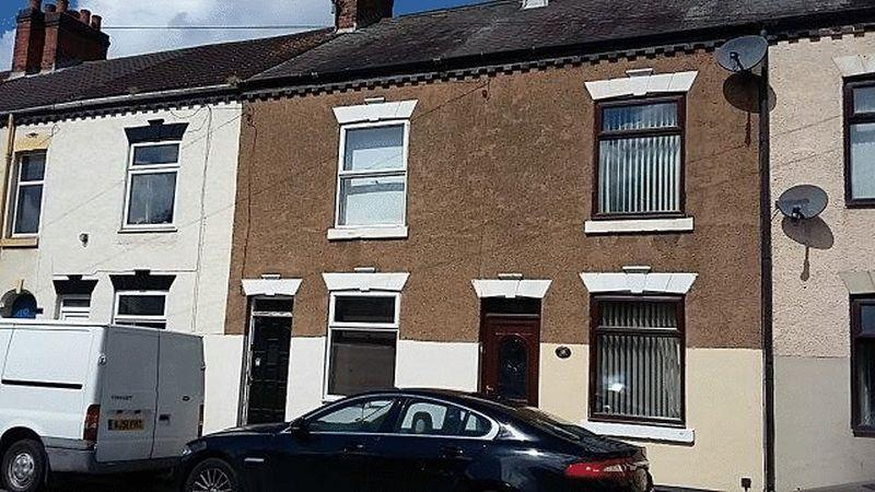 2 Bedrooms Terraced House for sale in Seymour Road, Nuneaton, CV11 4JD