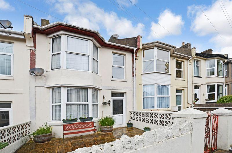 4 Bedrooms Terraced House for sale in Lower Shirburn Road, Torquay