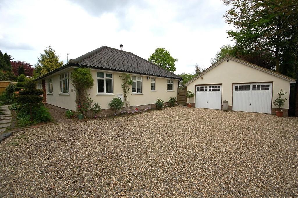 4 Bedrooms Detached Bungalow for sale in Beechwood Avenue, Aylmerton