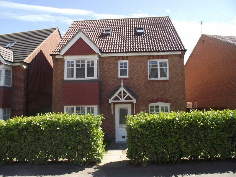 5 Bedrooms Detached House for sale in Harrington Way, Ashington, Five Bedroom Detached House