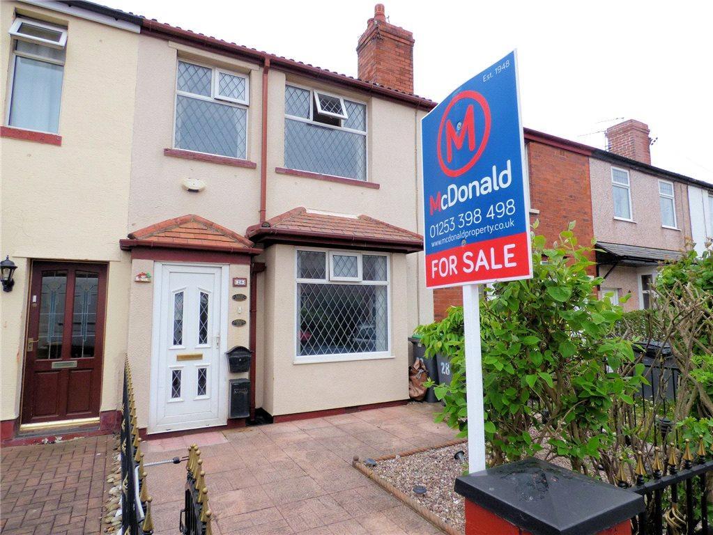 3 Bedrooms Terraced House for sale in Boardman Avenue, Marton, Blackpool