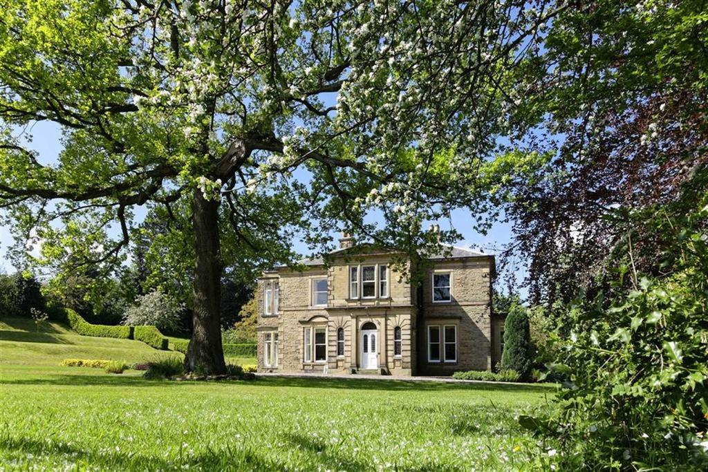 6 Bedrooms Detached House for sale in Barnsley Road, Denby Dale, Huddersfield, HD8