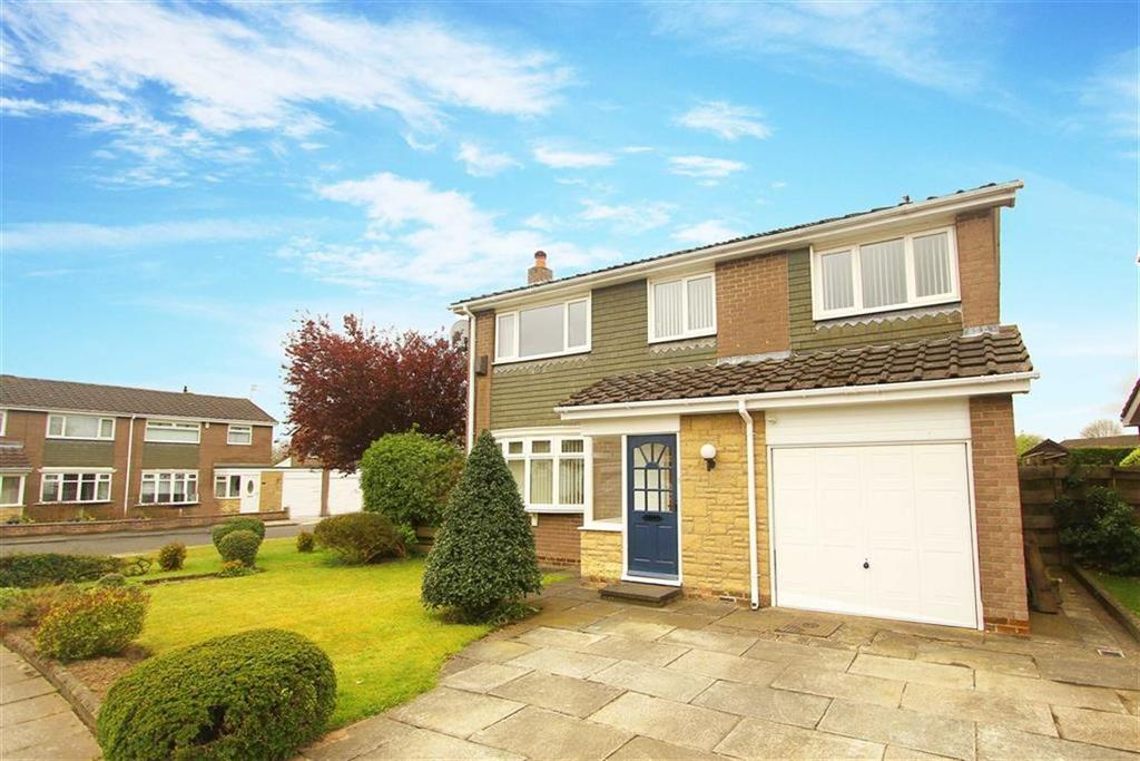 4 Bedrooms Detached House for sale in Gainsborough Place, Northumberland