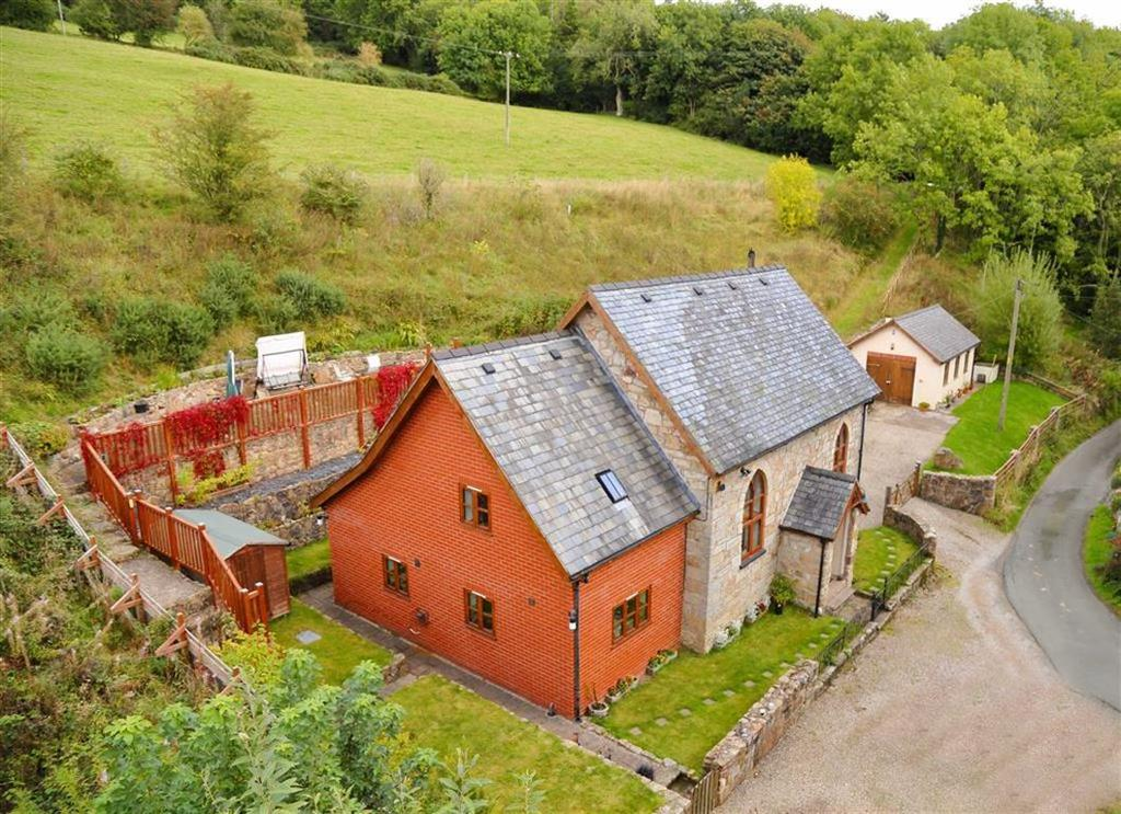 3 Bedrooms Country House Character Property for sale in Selattyn, Oswestry, SY10
