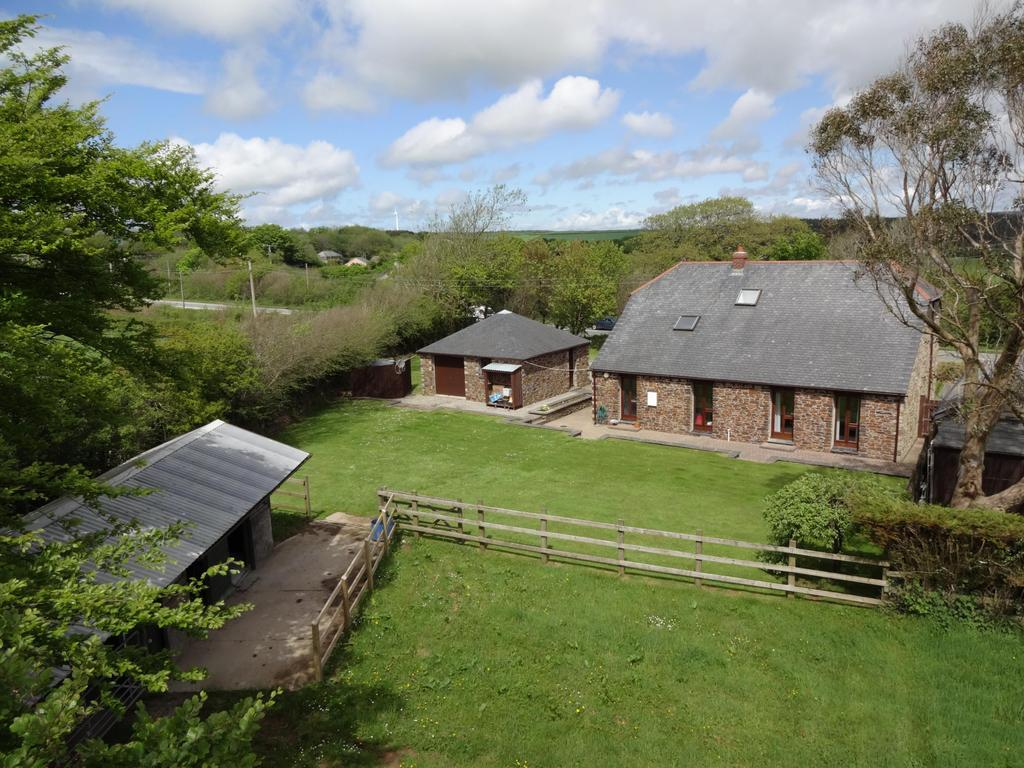 4 Bedrooms Equestrian Facility Character Property for sale in Priory Road, Bodmin