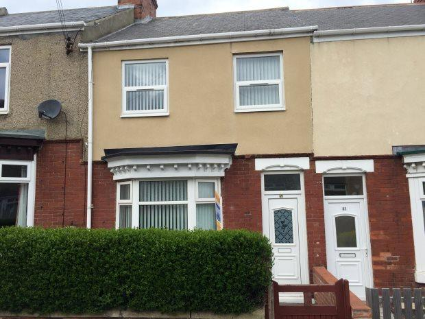 3 Bedrooms Terraced House for sale in PLAWSWORTH ROAD, SACRISTON, DURHAM CITY : VILLAGES WEST OF