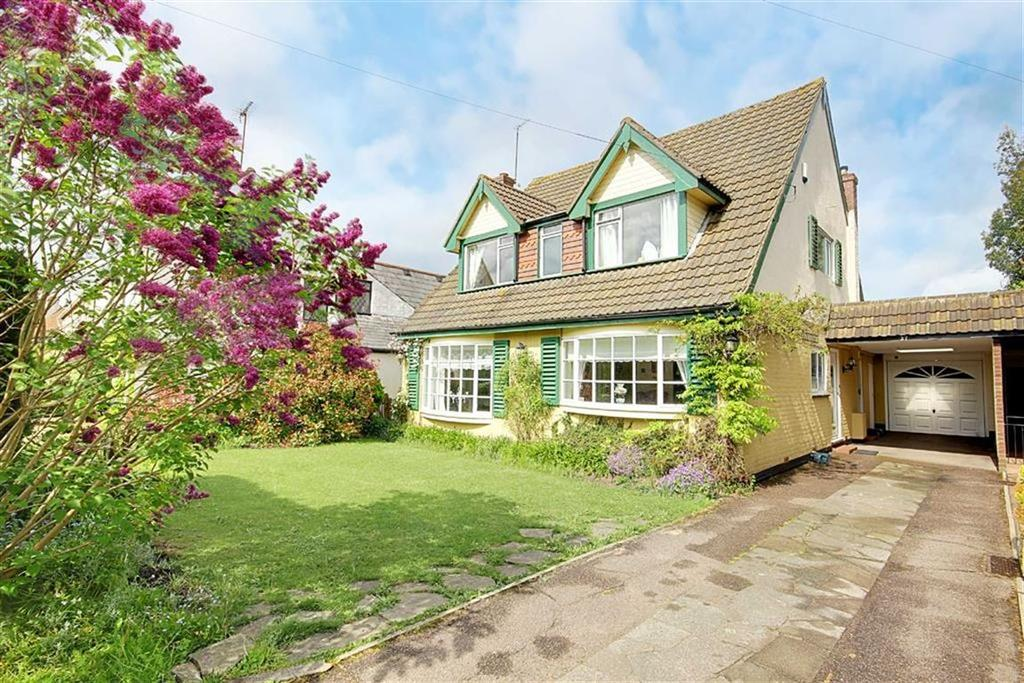 4 Bedrooms Detached House for sale in Warrengate Road, North Mymms, Hertfordshire