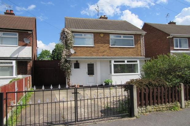 3 Bedrooms Detached House for sale in Belmont Avenue, Highbury Vale, Nottingham, NG6