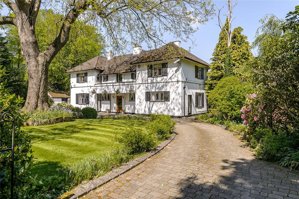 5 Bedrooms Unique Property for sale in Warley Road, Great Warley, Brentwood, Essex, CM13