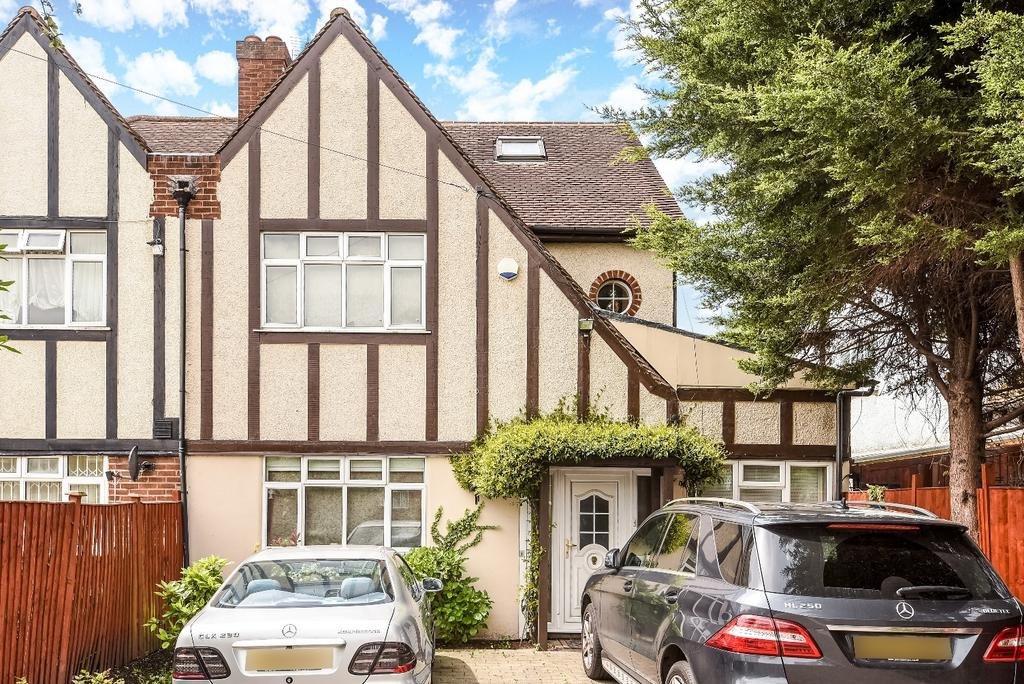 4 Bedrooms Semi Detached House for sale in Woolacombe Road London SE3