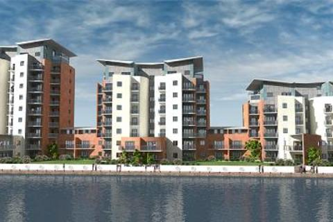 2 bedroom apartment to rent - South Quay, Kings Road, Swansea. SA1 8A1