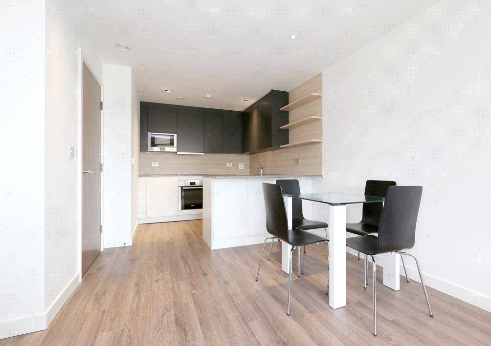 1 Bedroom Flat for sale in City View Apartments, Devan Grove, London, N4