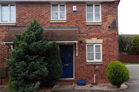 2 bedroom townhouse to rent - Holme Way, Gateford, Worksop