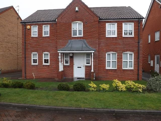 4 Bedrooms Detached House for sale in Hansard Court, St. Helens