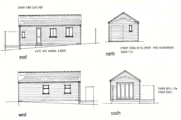 Plot Commercial for sale in Trevellas, St Agnes, Nr. Truro, Cornwall, TR5
