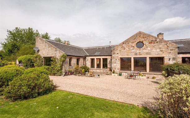 Barns Farm Steading, Aberdour, Burntisland, Fife, KY3 4 bed