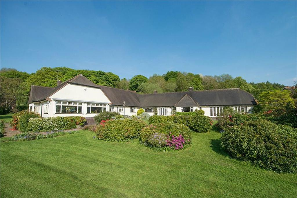 5 Bedrooms Detached Bungalow for sale in Greenacres, Tuckhill, Six Ashes, Bridgnorth, Shropshire