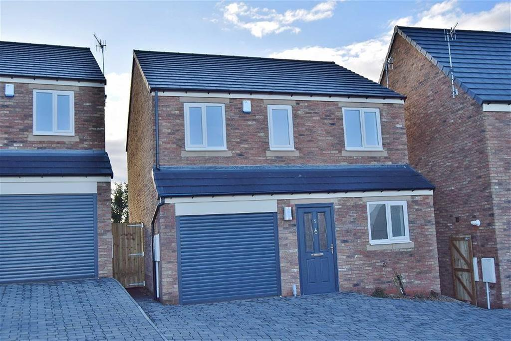 3 Bedrooms Detached House for sale in Prudhoe