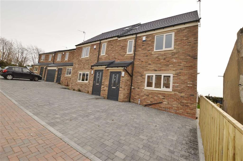 3 Bedrooms Semi Detached House for sale in Prudhoe
