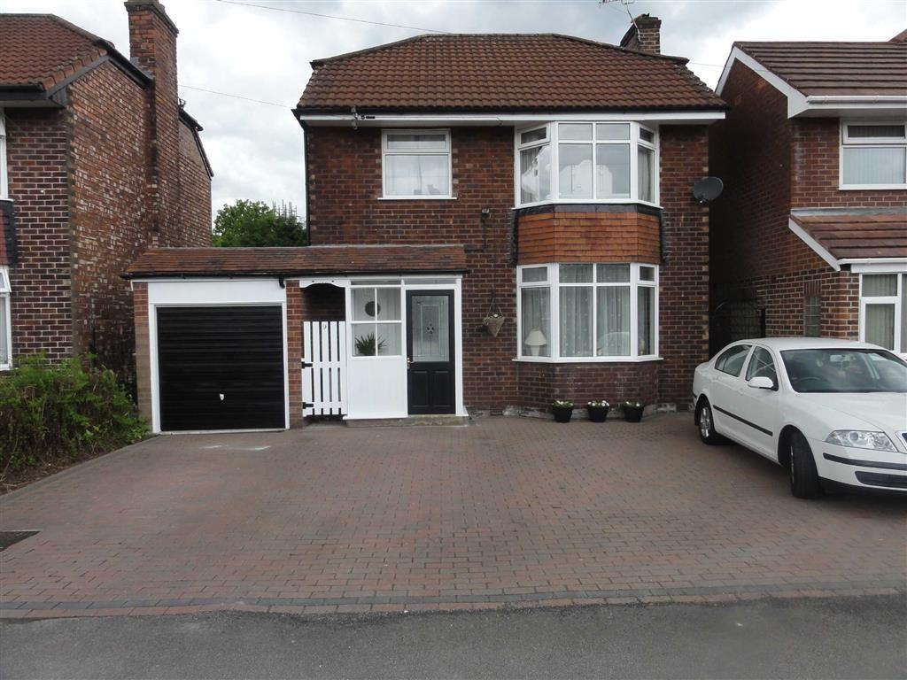 3 Bedrooms Detached House for sale in Neal Ave, Heald Green