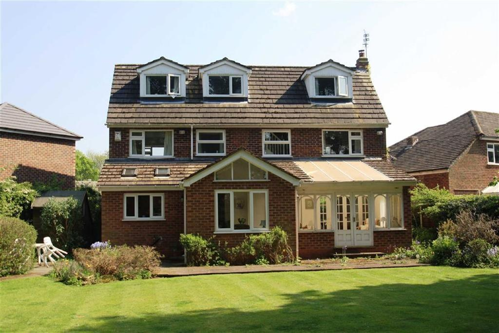 4 Bedrooms Detached House for sale in Carlton Avenue, Wilmslow