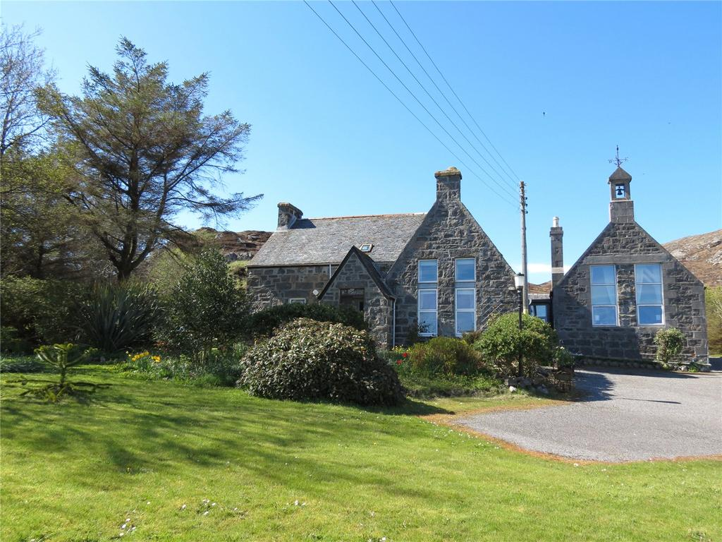 7 Bedrooms Detached House for sale in Northbay House, Morghan, Balnabodach, Isle of Barra, Eilean Siar, HS9