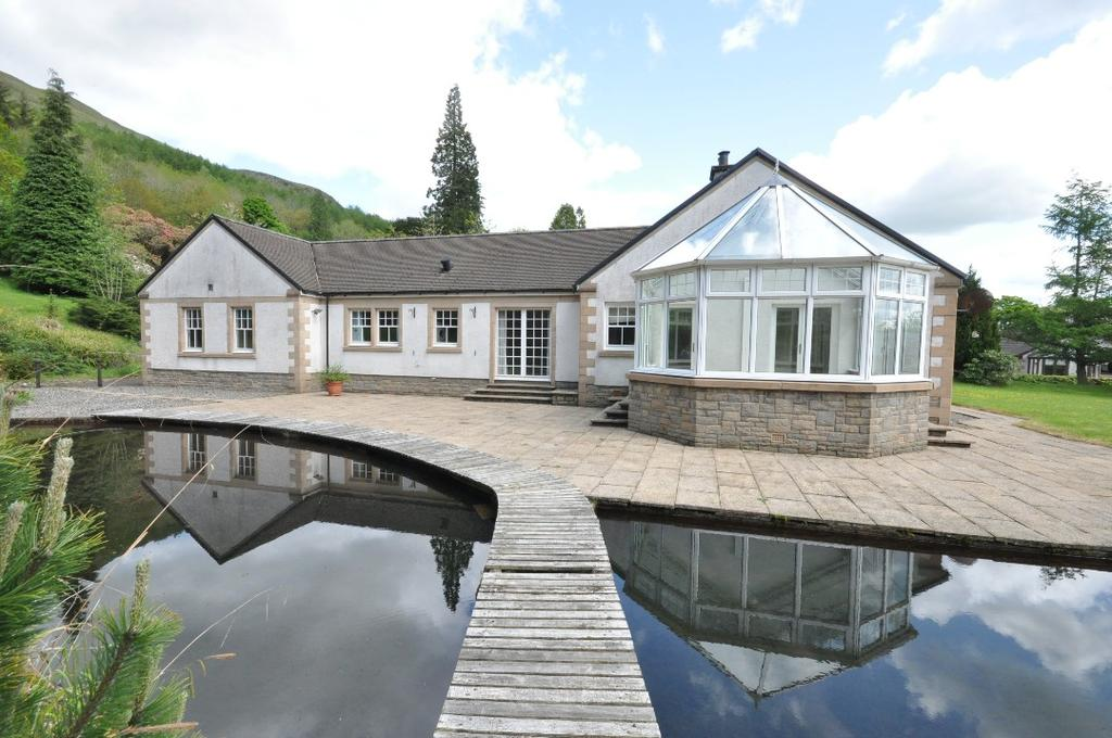 5 Bedrooms Detached Bungalow for sale in Dunglass View, Strathblane , Stirlingshire, G63 9BQ