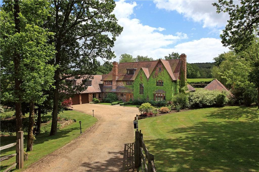 6 Bedrooms Detached House for sale in Isenhurst, Cross In Hand, Heathfield, East Sussex, TN21