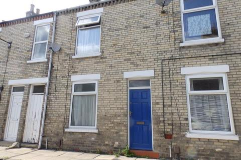 2 bedroom terraced house to rent - ELDON TERRACE, THE GROVES, YORK, YO31 8NQ