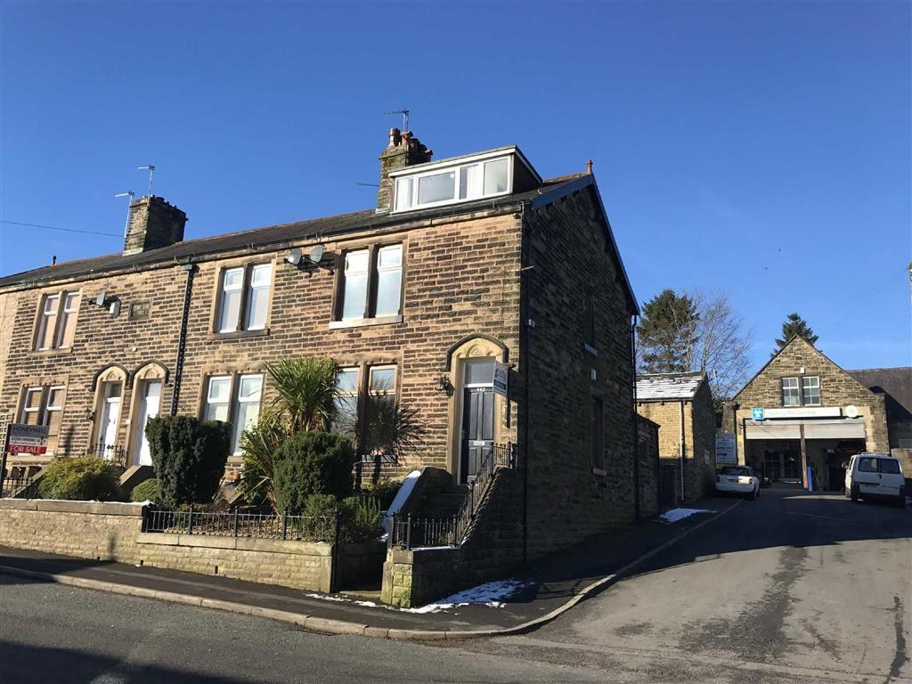 3 Bedrooms Terraced House for sale in Wheatley Lane Road, Fence, Lancashire