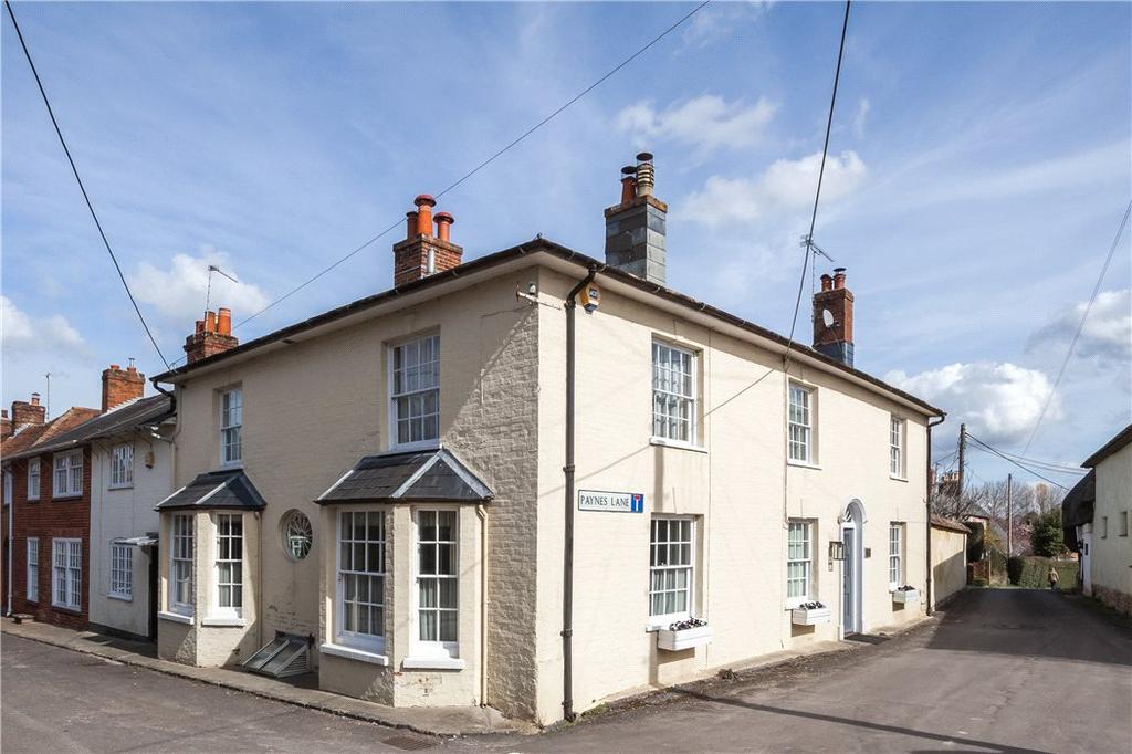 5 Bedrooms Semi Detached House for sale in Paynes Lane, Broughton, Stockbridge, Hampshire, SO20