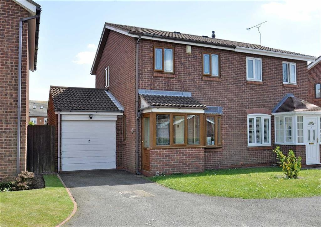2 Bedrooms Semi Detached House for sale in 3, Holloway Drive, Wombourne, WOLVERHAMPTON, South Staffordshire, WV5