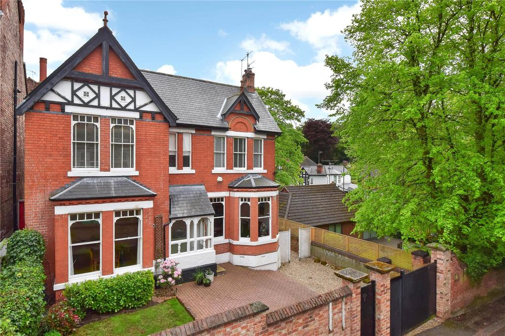6 Bedrooms Detached House for sale in Mapperley Park Drive, Mapperley Park, Nottingham