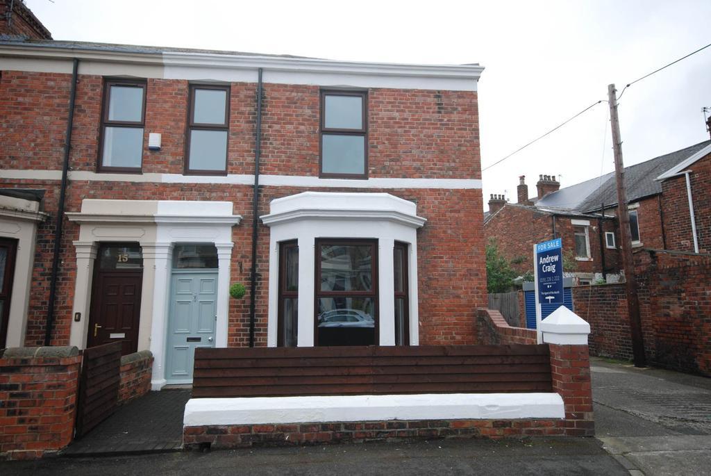 3 Bedrooms Terraced House for sale in Suffolk Street, Jarrow