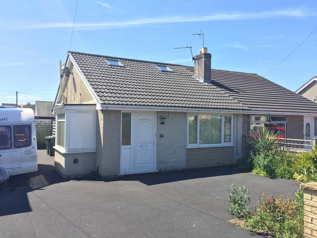 2 Bedrooms Semi Detached Bungalow for sale in 29 Jefferson Drive, Ulverston