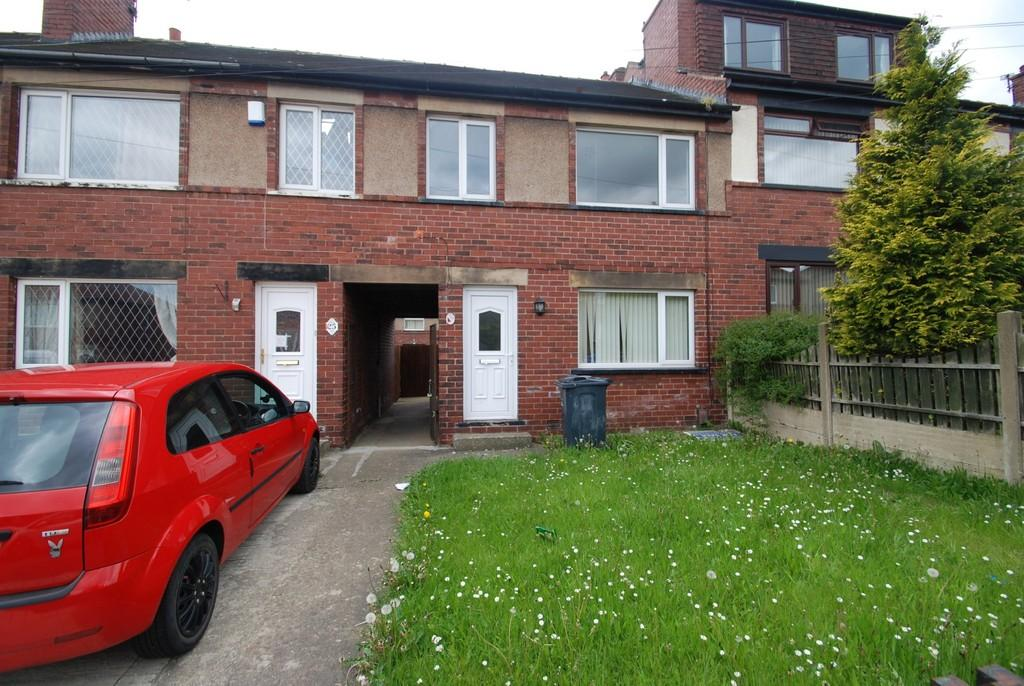 3 Bedrooms Town House for sale in Regent Crescent, New Lodge, Barnsley S71