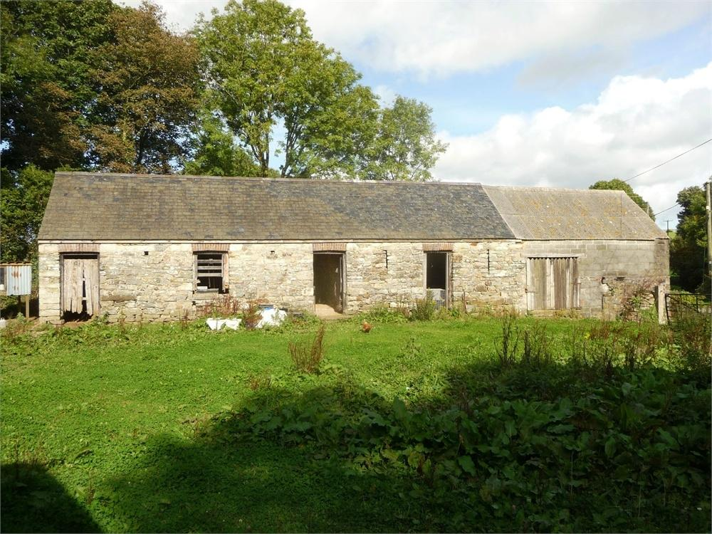 4 Bedrooms Land Commercial for sale in Barn B and Barn C, Llysyfran, Clarbeston Road, Pembrokeshire