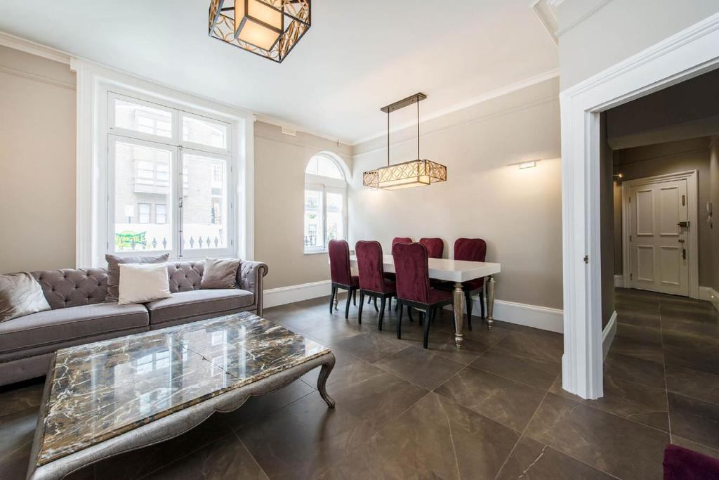 2 Bedrooms Flat for sale in Kendal Street, Hyde Park Estate, W2