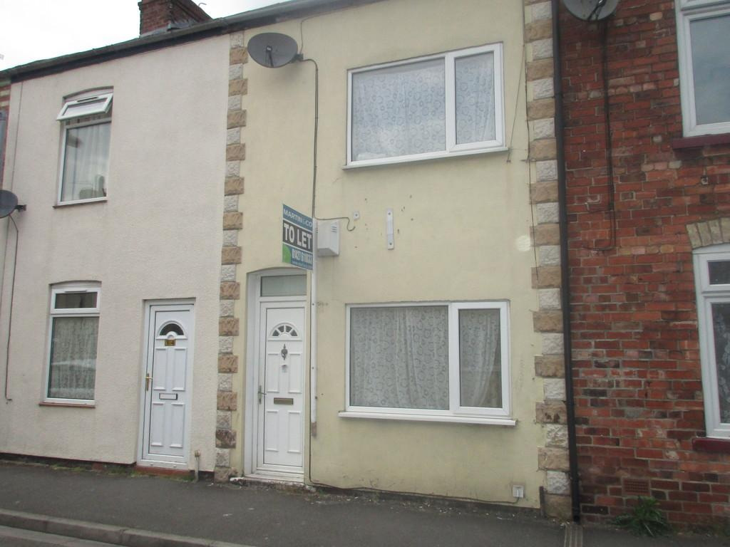 3 Bedrooms Terraced House for sale in Clinton Terrace, Gainsborough