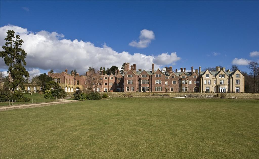 2 Bedrooms Penthouse Flat for sale in Swaylands, Penshurst Road, Tonbridge, Kent