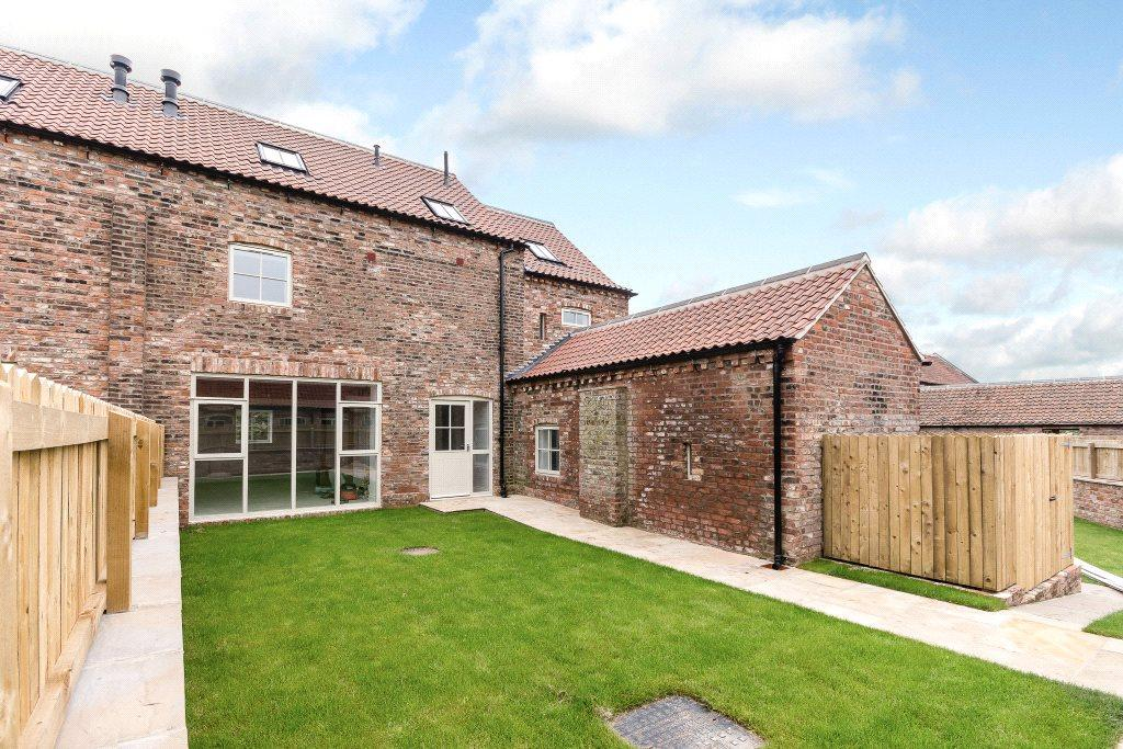 5 Bedrooms House for sale in Thorpe Hall Farm, Dam Lane, Thorpe Willoughby, Selby, YO8