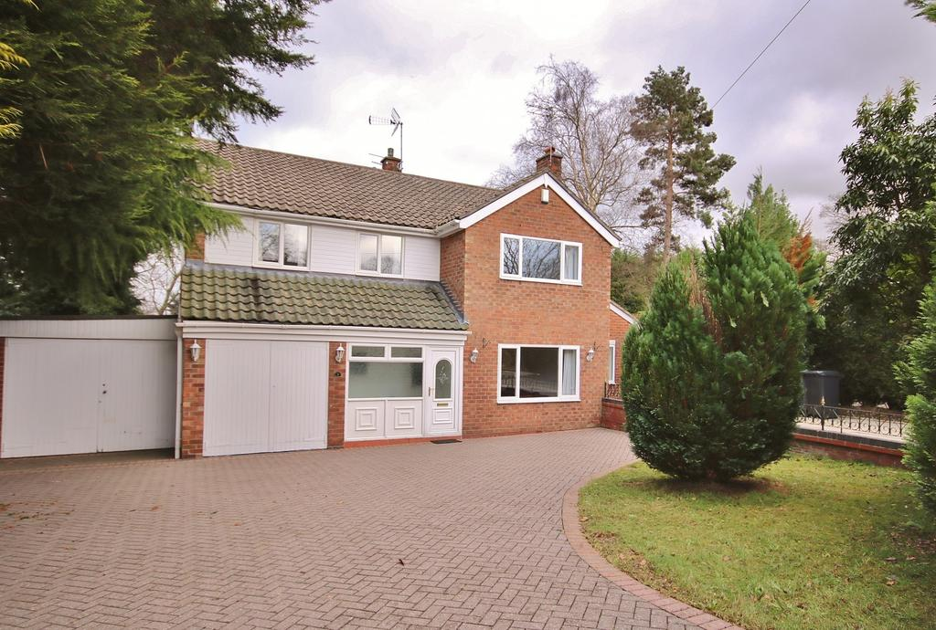 5 Bedrooms Detached House for sale in Dane Drive, Wilmslow