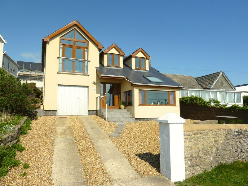 4 Bedrooms Detached House for sale in The Croft 57 Main Road Ogmore-By-Sea Vale of Glamorgan CF32 0PL
