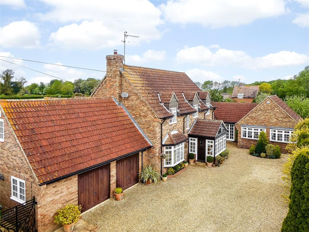 4 Bedrooms Detached House for sale in Granville House, Green Lane, Threekingham, Sleaford, NG34