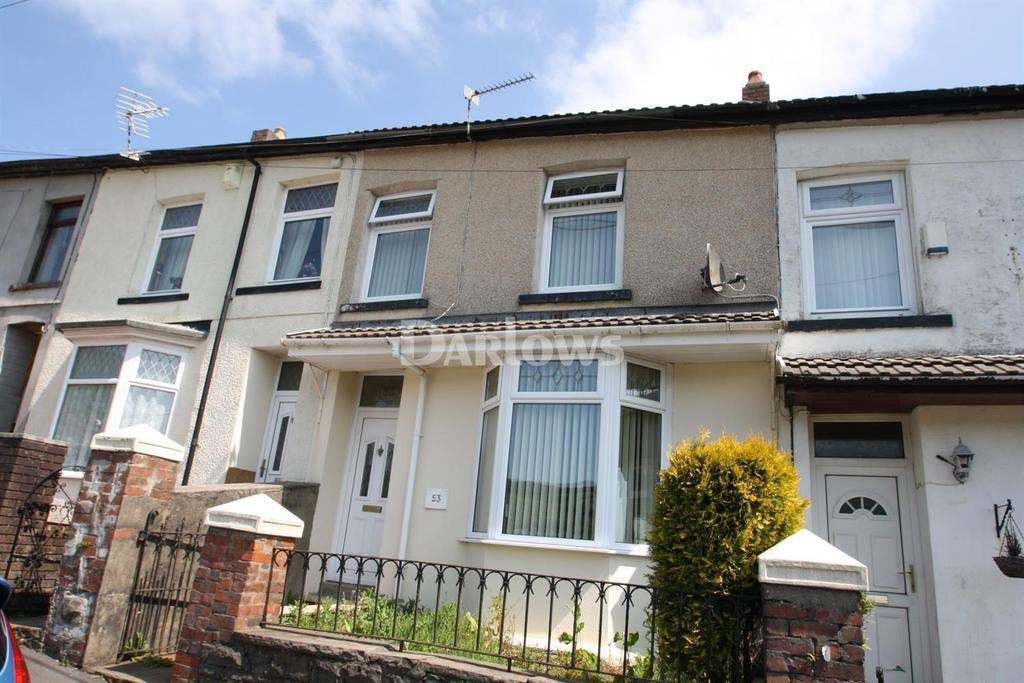 3 Bedrooms Terraced House for sale in Brynhyfryd Street, Blaenclydach, Tonypandy