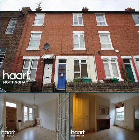 3 bedroom end of terrace house to rent - Green Street, Meadows NG2