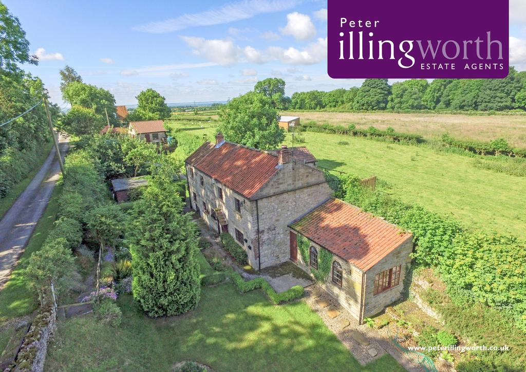 4 Bedrooms Detached House for sale in Cropton, Pickering, North Yorkshire YO18