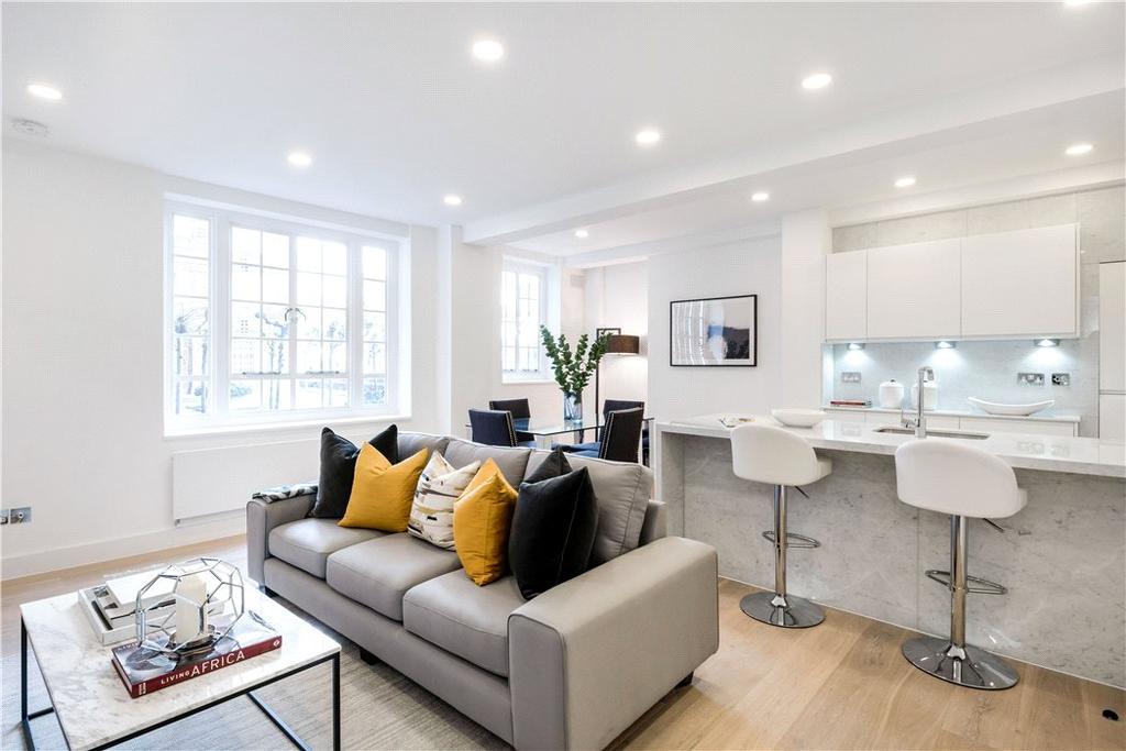 2 Bedrooms Maisonette Flat for sale in Swan Court, Chelsea Manor Street, Chelsea, London, SW3